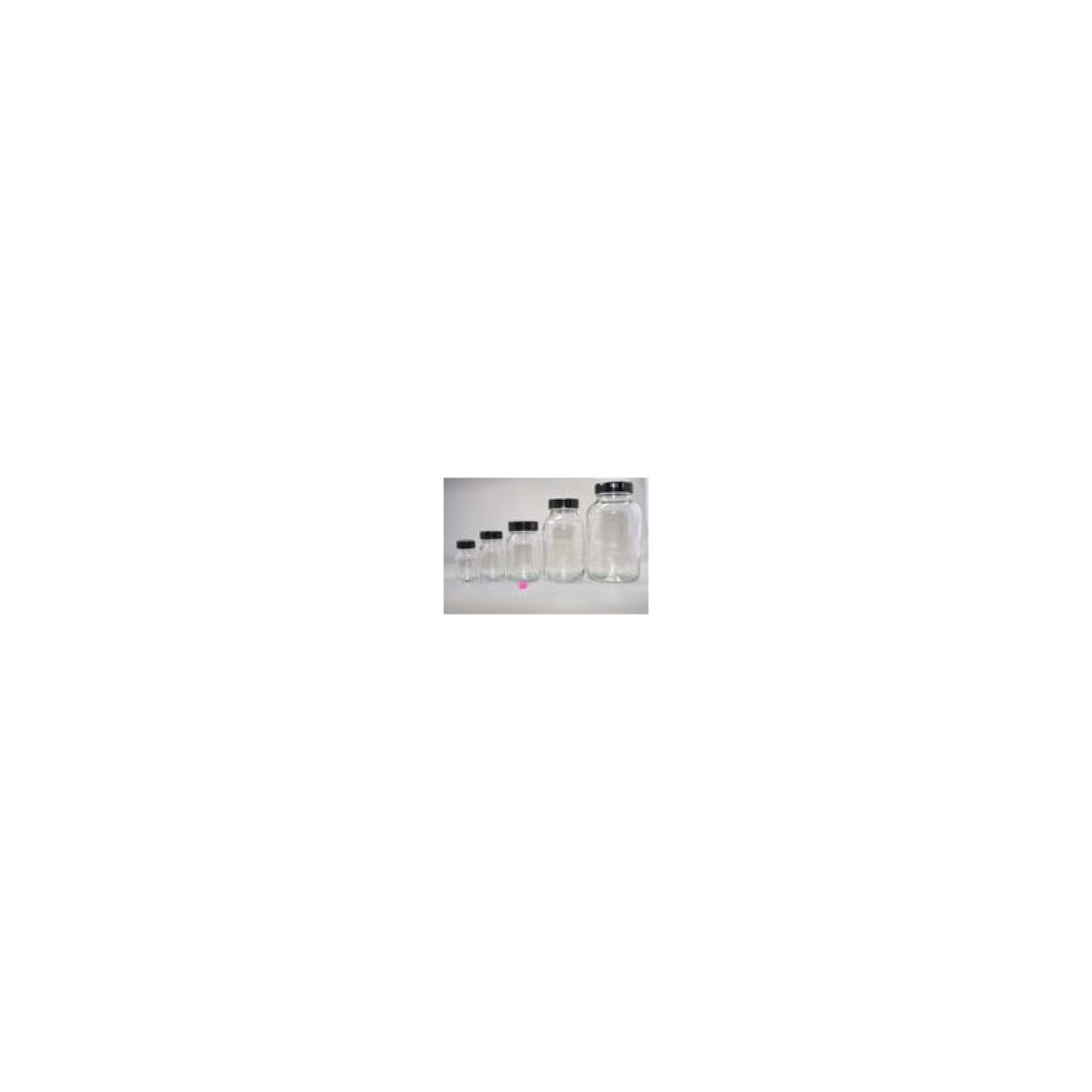 weithalsflasche klarglas 50 ml. Black Bedroom Furniture Sets. Home Design Ideas