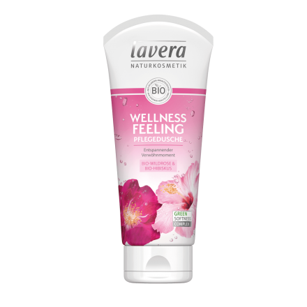 Lavera Wellness Feeling Pflegedusche 200 ml