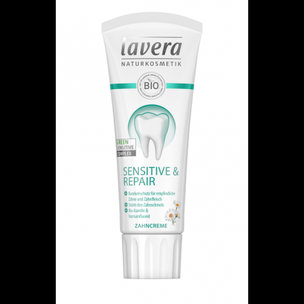 Lavera Zahncreme Sensitive & Repair 75 ml