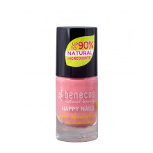 benecos Nagellack bubble gum 5 ml